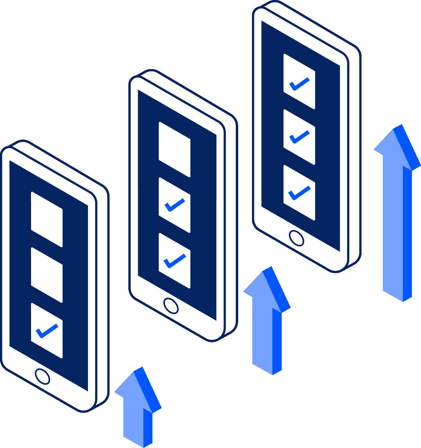 Self-optimizing processes