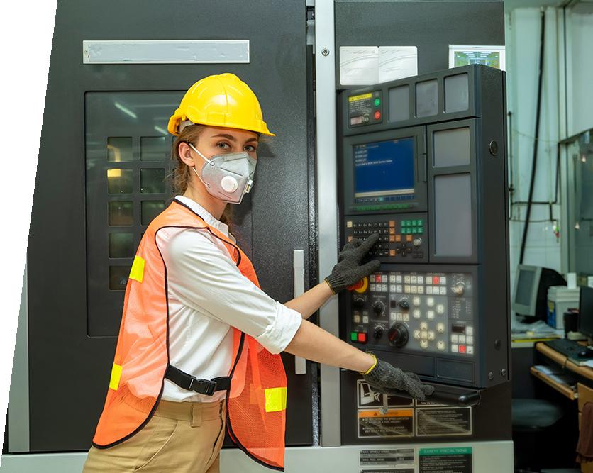 safer work in industry