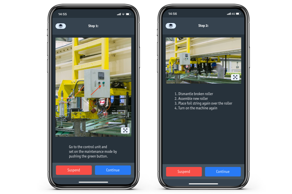digital workflows in the smart factory