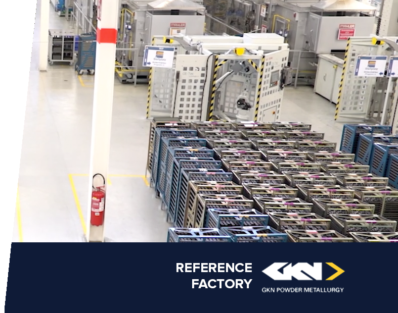 Visit to reference factory