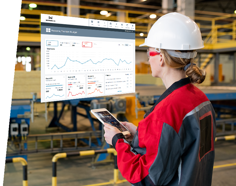 Data-driven manufacturing
