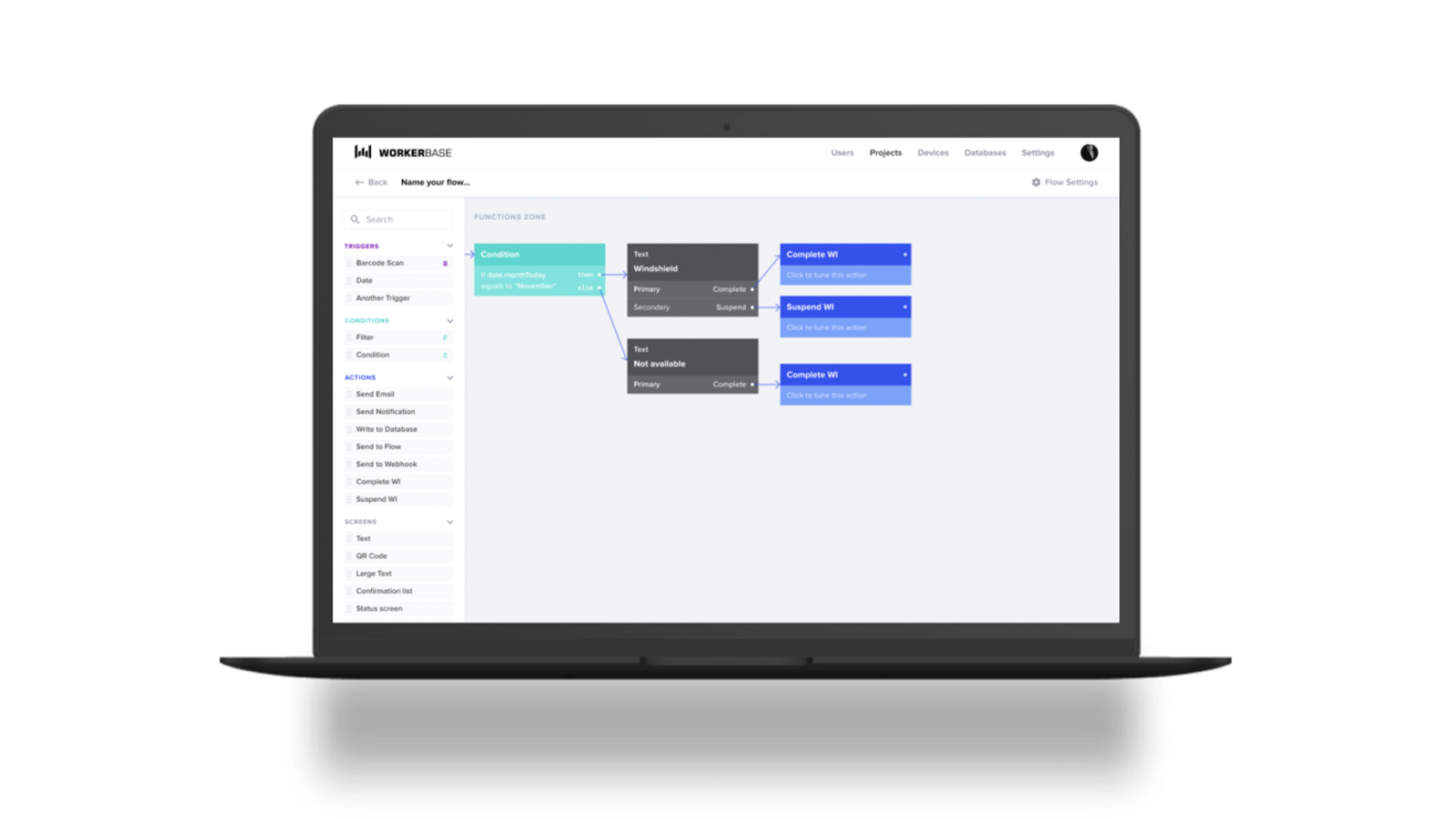 The ultimate guide to create manufacturing apps with a low-code development platform