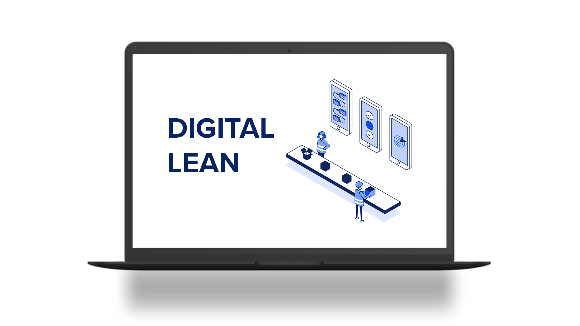 Definitive guide  to digital lean manufacturing: how to extend lean manufacturing tools with digital technologies